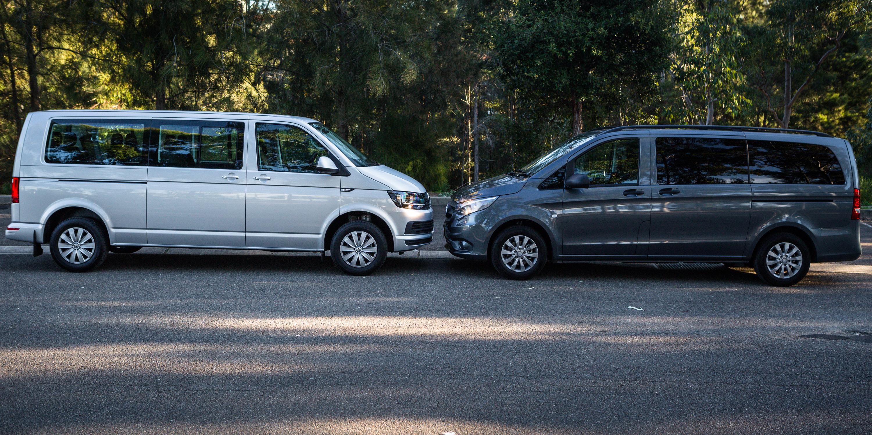 t4 caravelle vs multivan