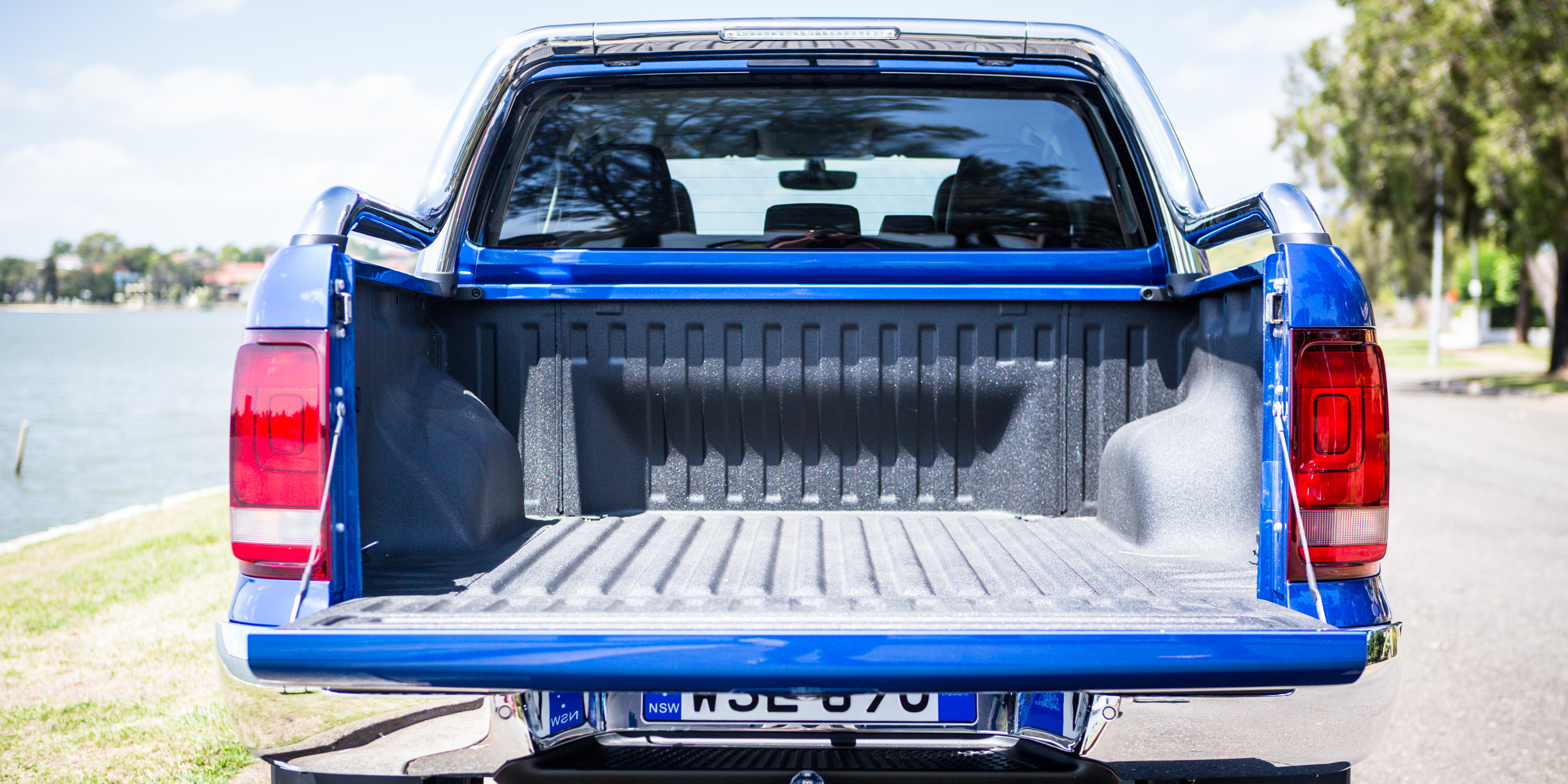 Ute comparison: Which ute has the best tub? | CarAdvice