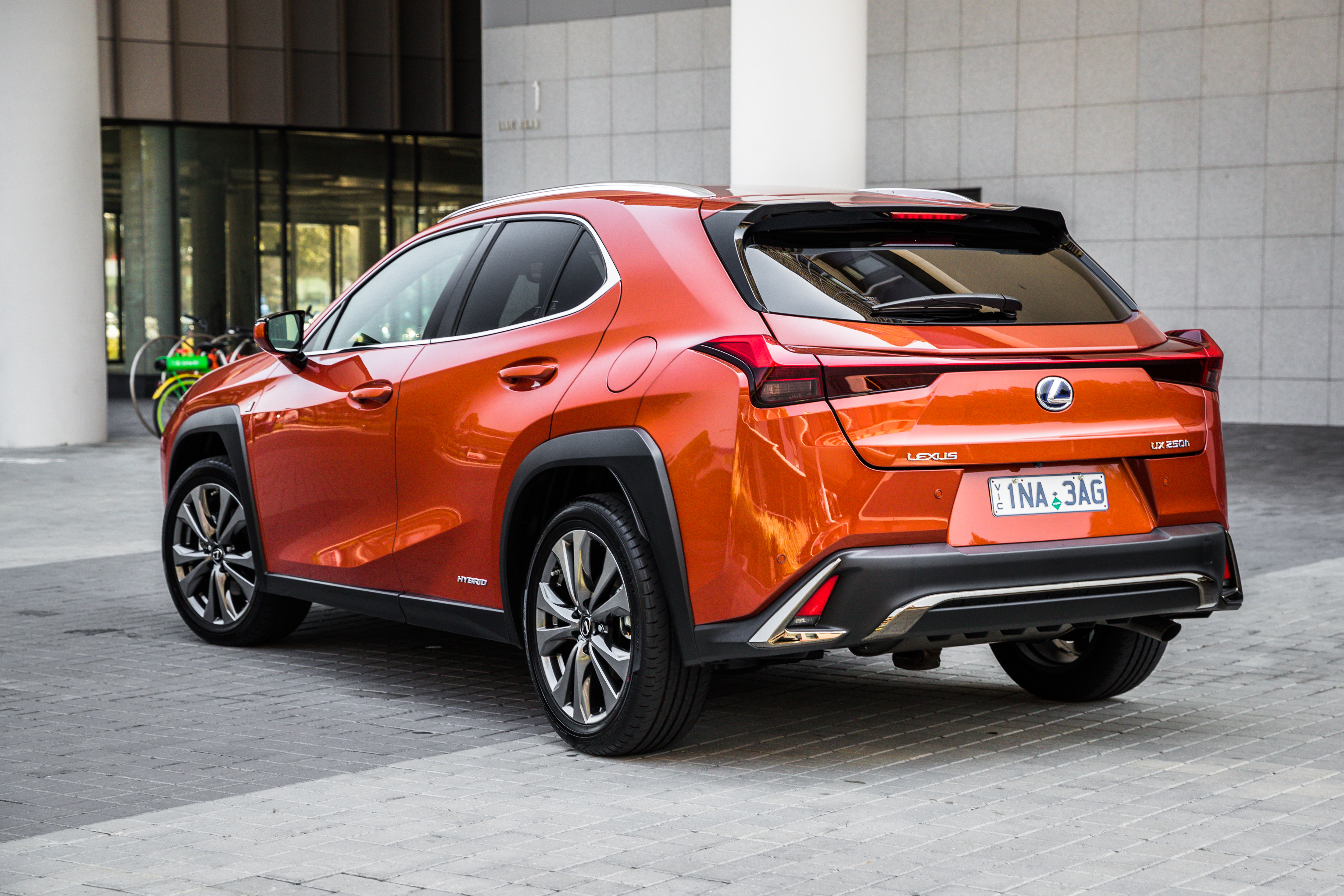 Lexus UX: Apple CarPlay, Android Auto coming in Q4 | CarAdvice