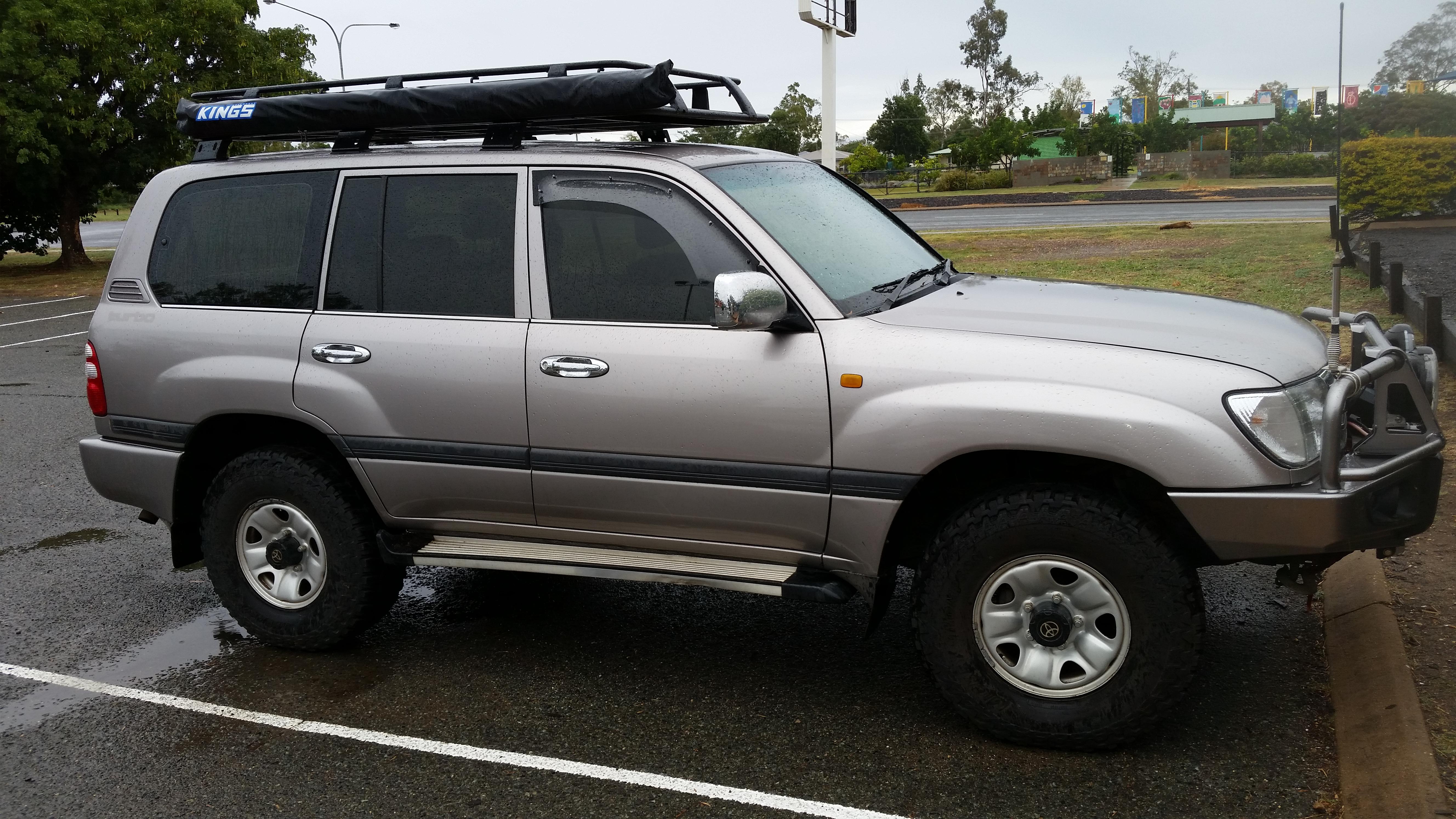 Kelebihan Toyota Land Cruiser 2003 Harga