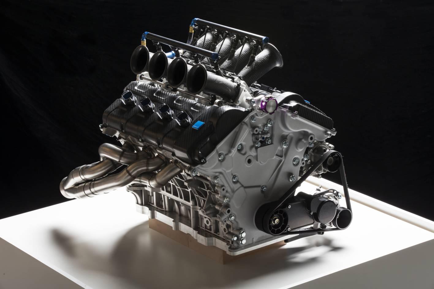 Volvo Reveals V8 Supercar Engine Caradvice