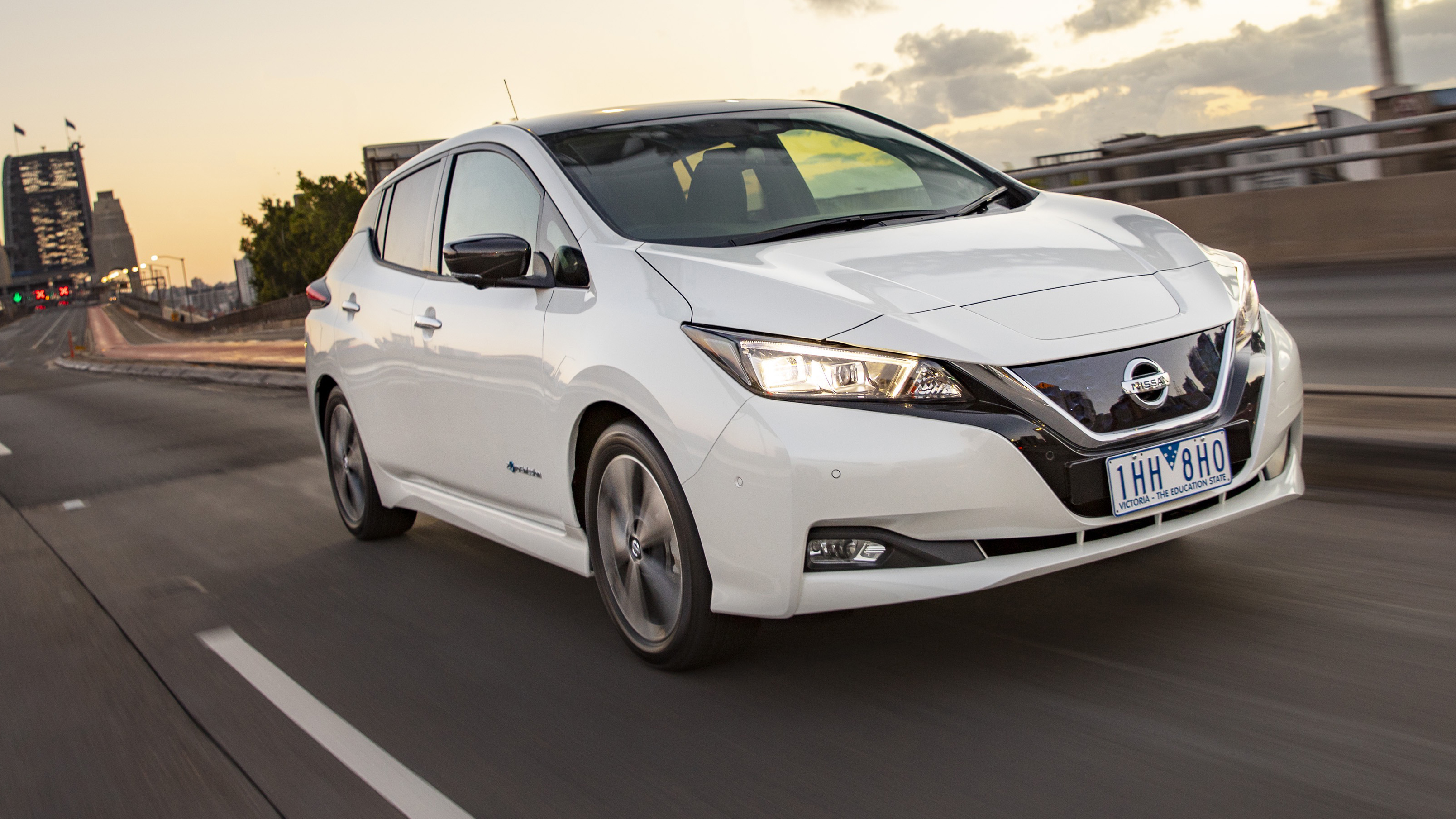 2019 Nissan Leaf review: Quick drive   CarAdvice
