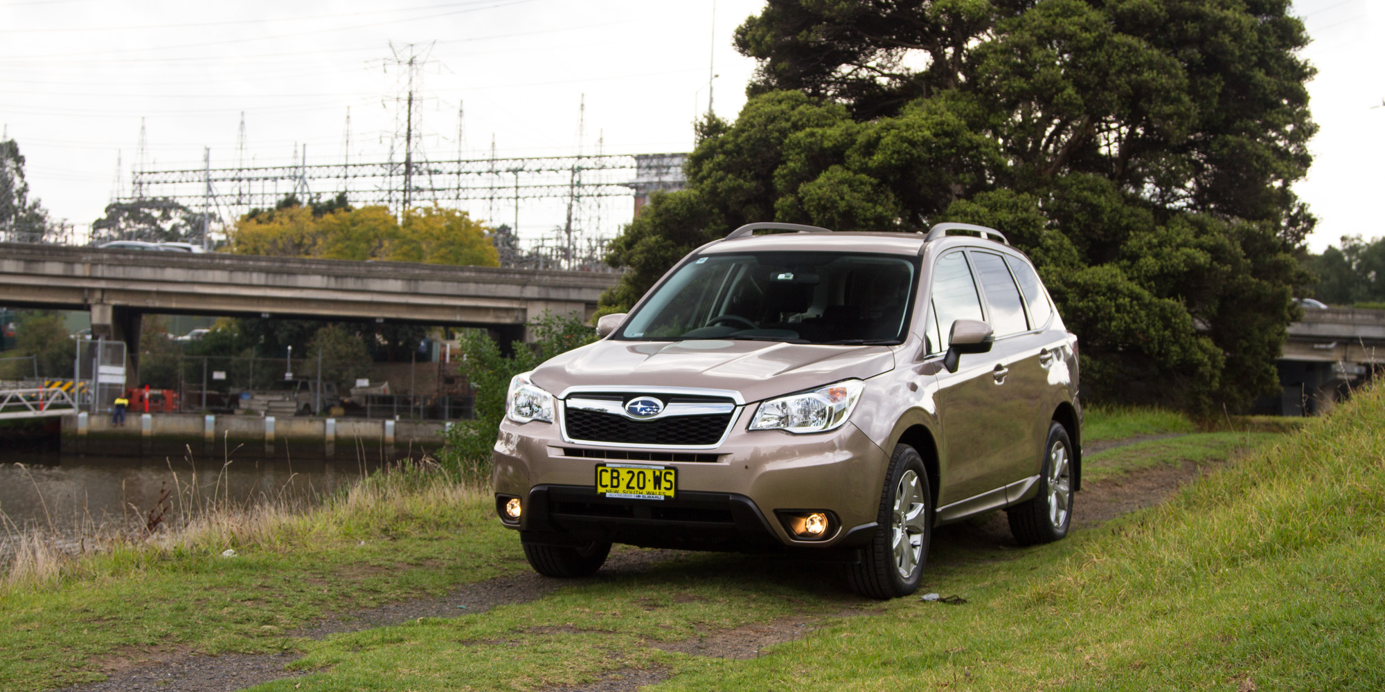 2015 Subaru Forester Review : 2 0D-L diesel CVT | CarAdvice