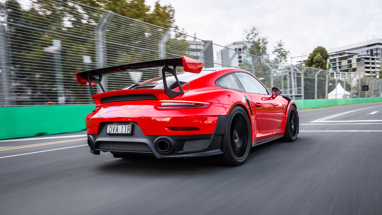 Porsche 911 Turbo Gt2