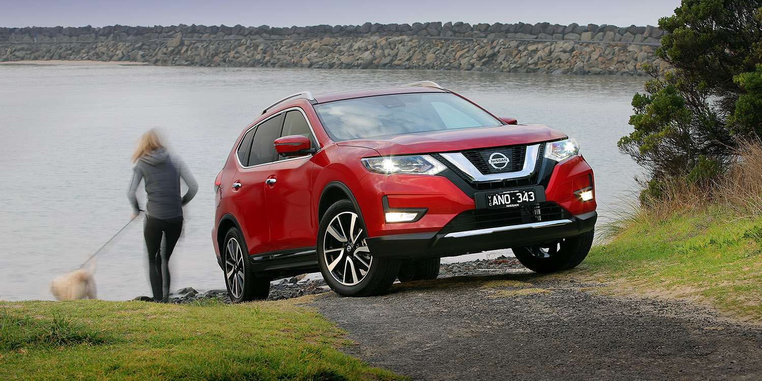 2017 Nissan X Trail Pricing And Specs More Tech New Diesel For Suv Range Caradvice