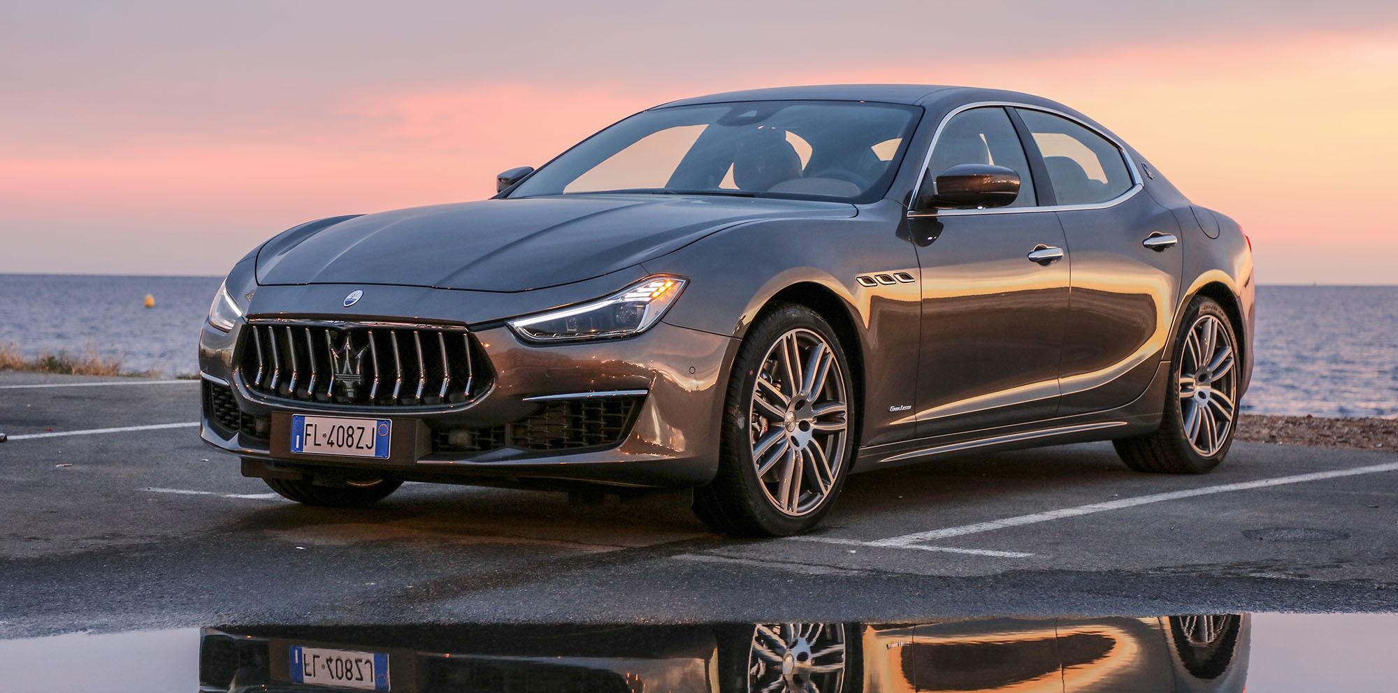 Maserati Ghibli Price >> 2018 Maserati Ghibli Pricing And Specifications Caradvice