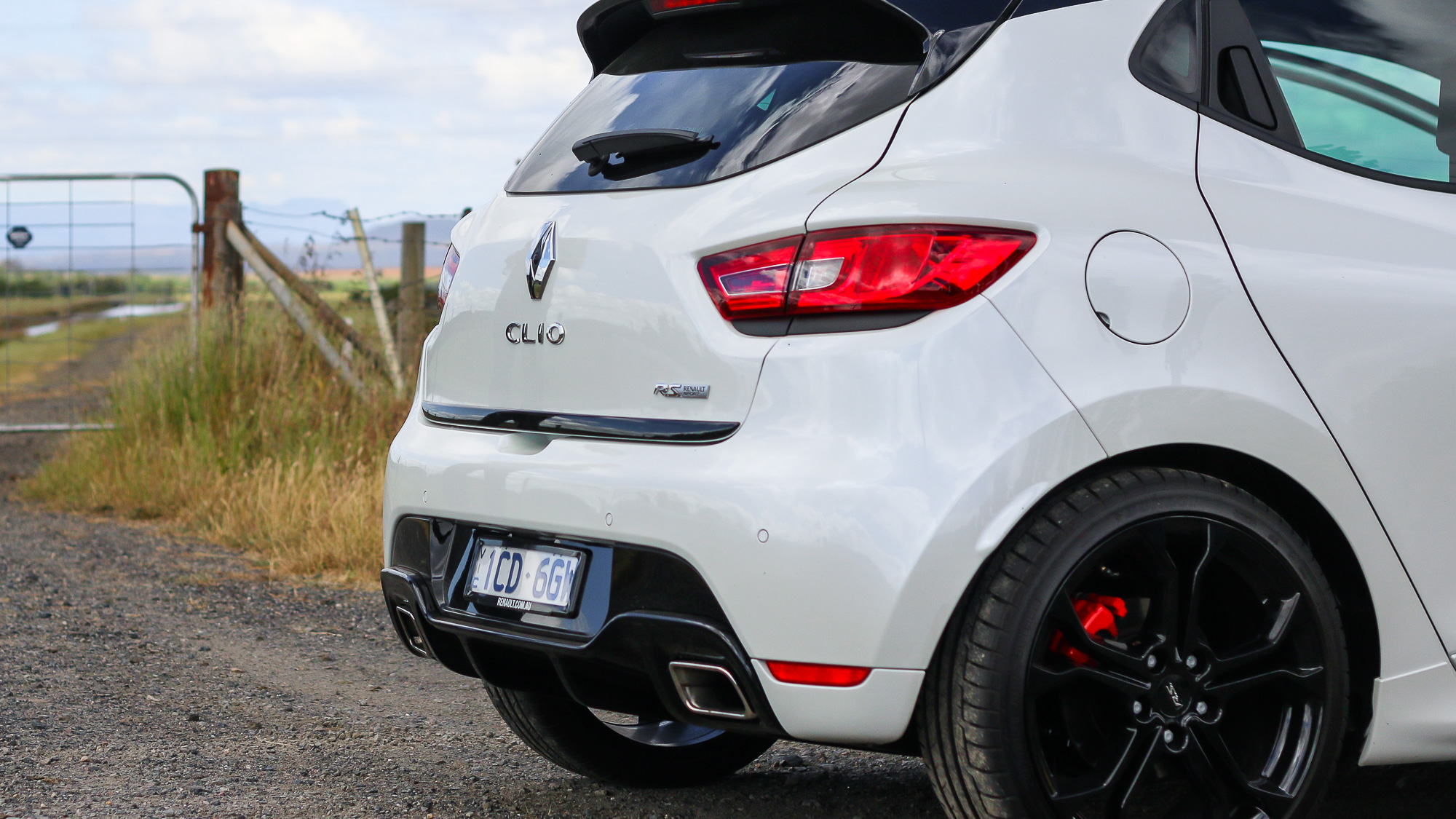 2015 Renault Clio RS Monaco GP Review : Quick drive | CarAdvice