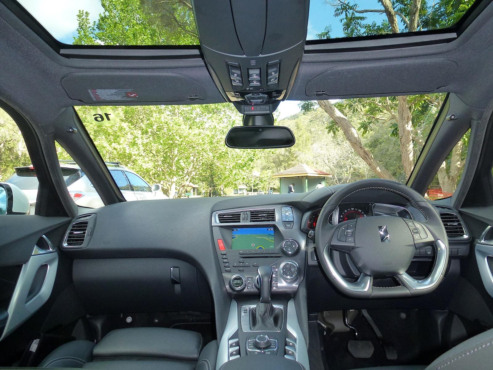 Citroen Ds5 Review Caradvice