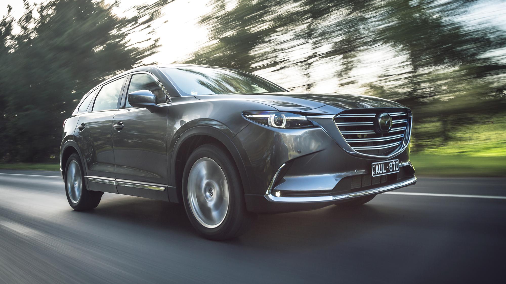 Mazda cx9 2019