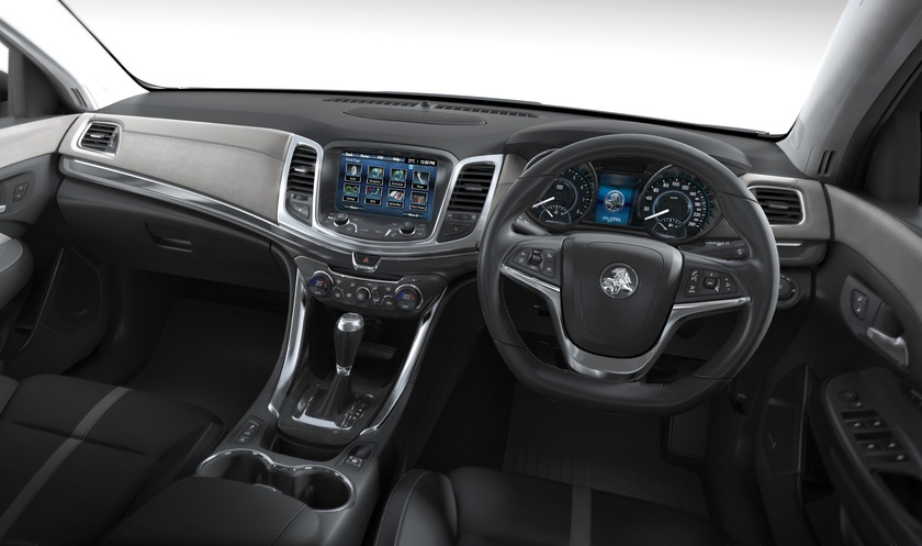 Holden VF Commodore: all-new