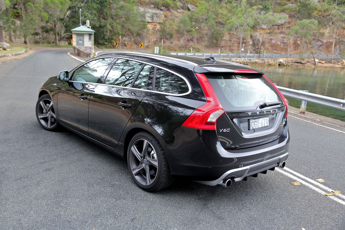 Volvo V60 Review Caradvice