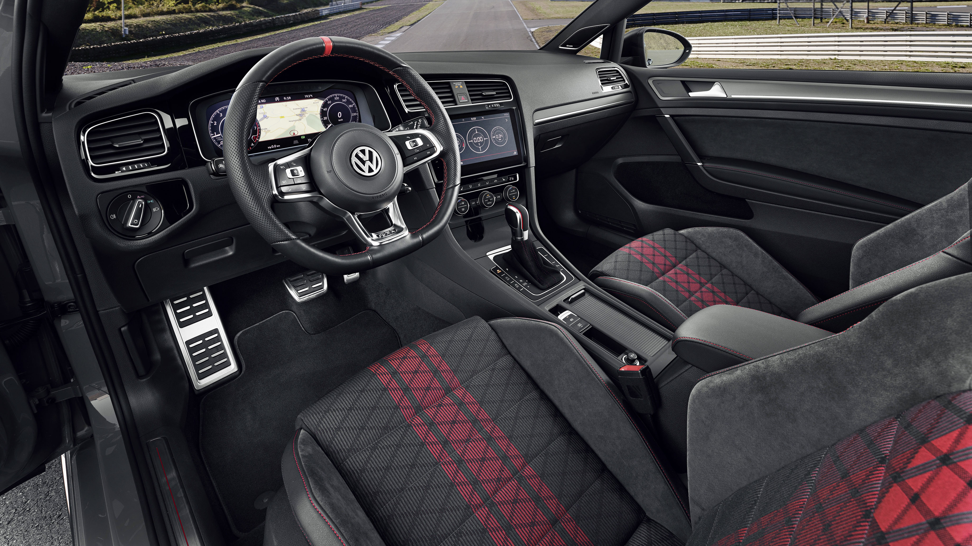 2020 Volkswagen Golf Gti Tcr Pricing And Specs Caradvice