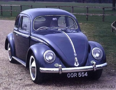 Volkswagen Beetle Germany S Most Popular Classic Car Caradvice
