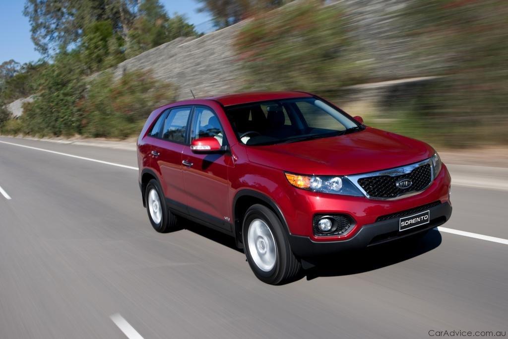 Kia Sorento Review   CarAdvice