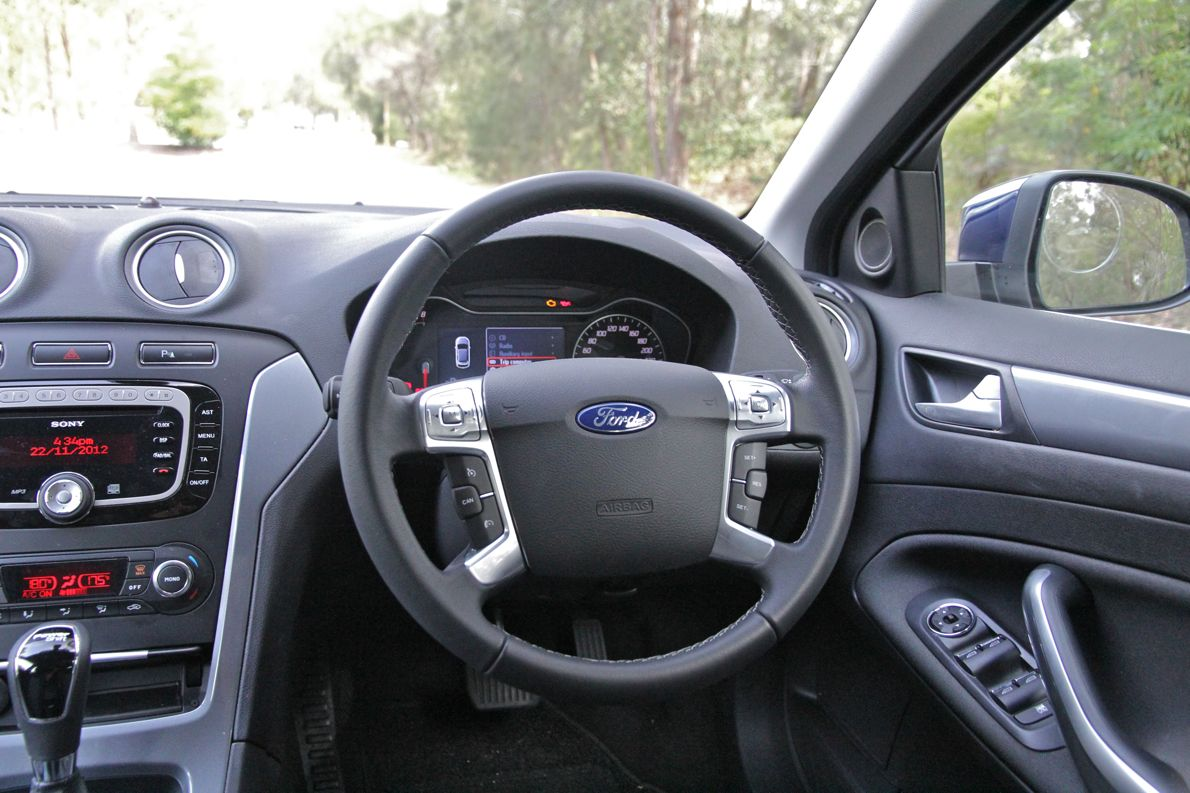 2012 Ford Mondeo Review Caradvice