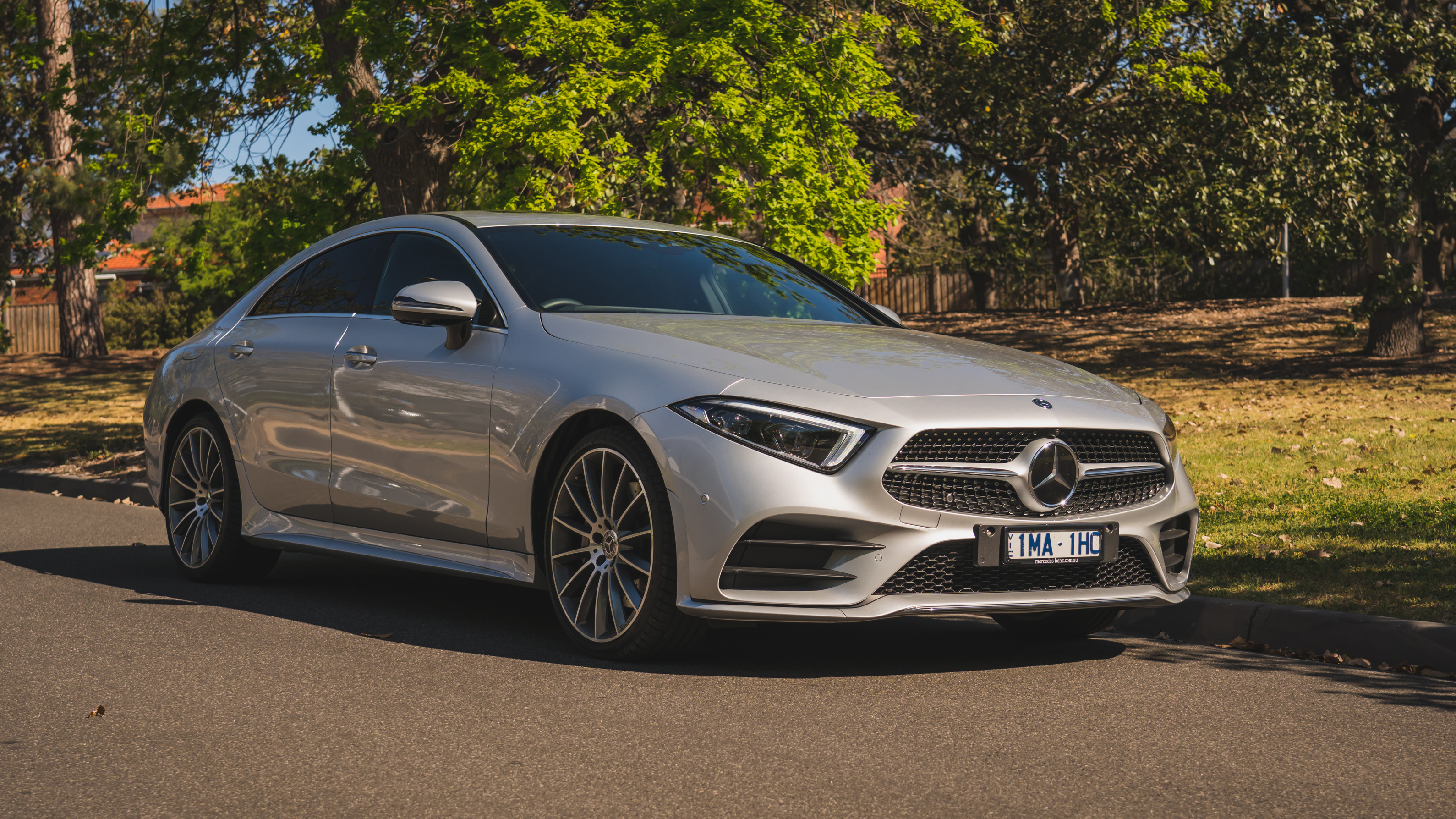 2019 Mercedes-Benz CLS450 4Matic review | CarAdvice