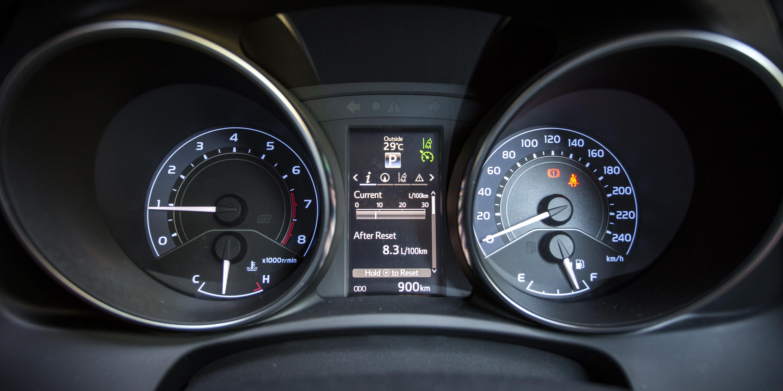 2017 Toyota Corolla SX review | CarAdvice