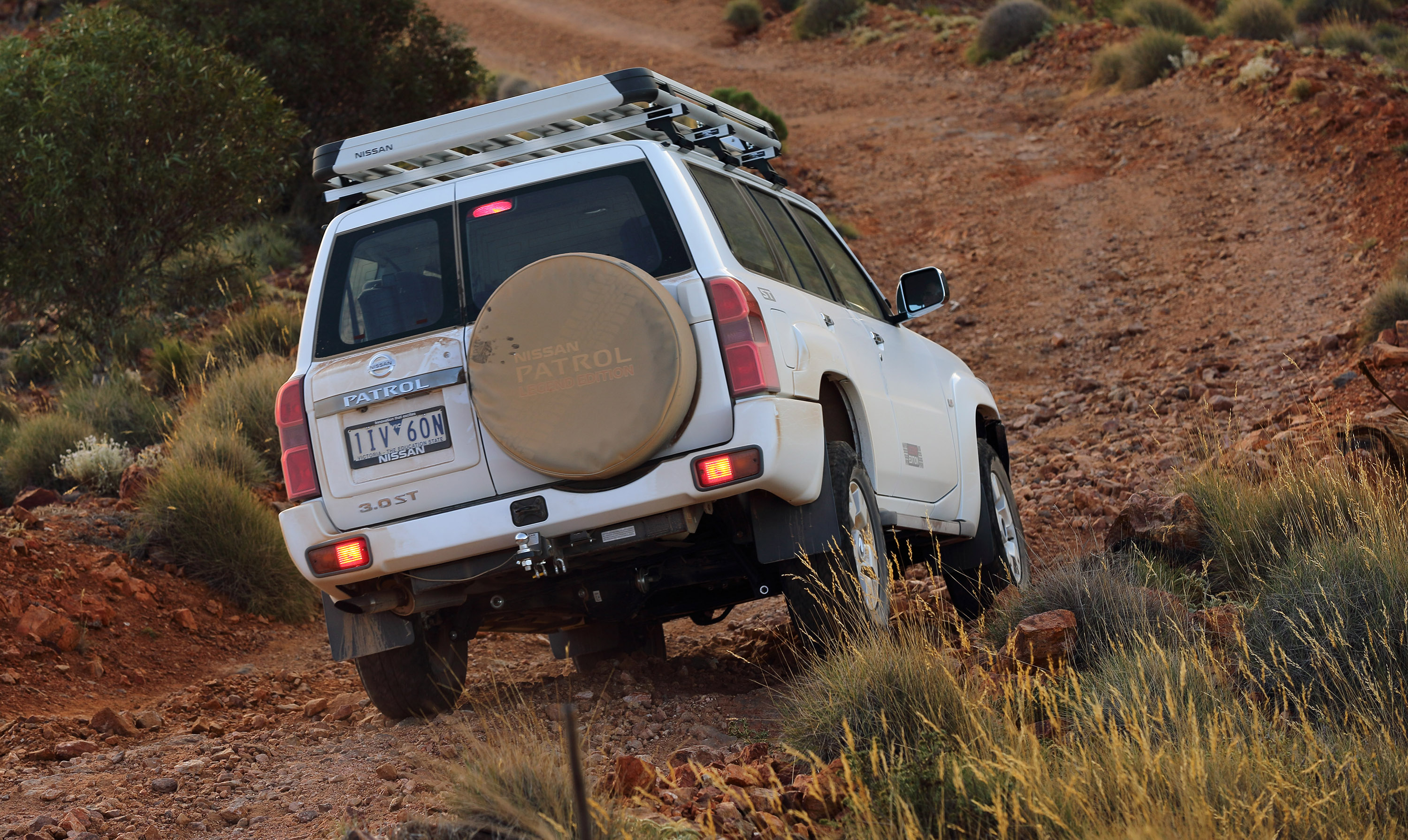 2016 Nissan Patrol Y61 Legend Edition review | CarAdvice