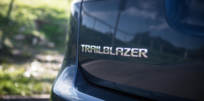 2017 Holden Colorado Trailblazer LT review   CarAdvice