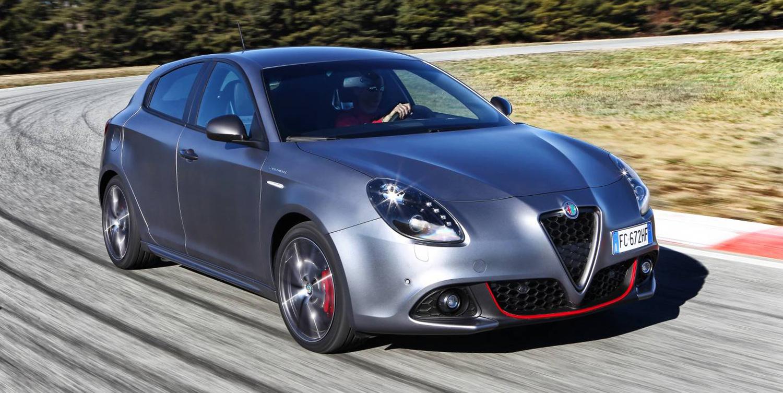 2017 Alfa Romeo Giulietta Detailed Ahead Of October Debut Super Veloce Badges Return Caradvice