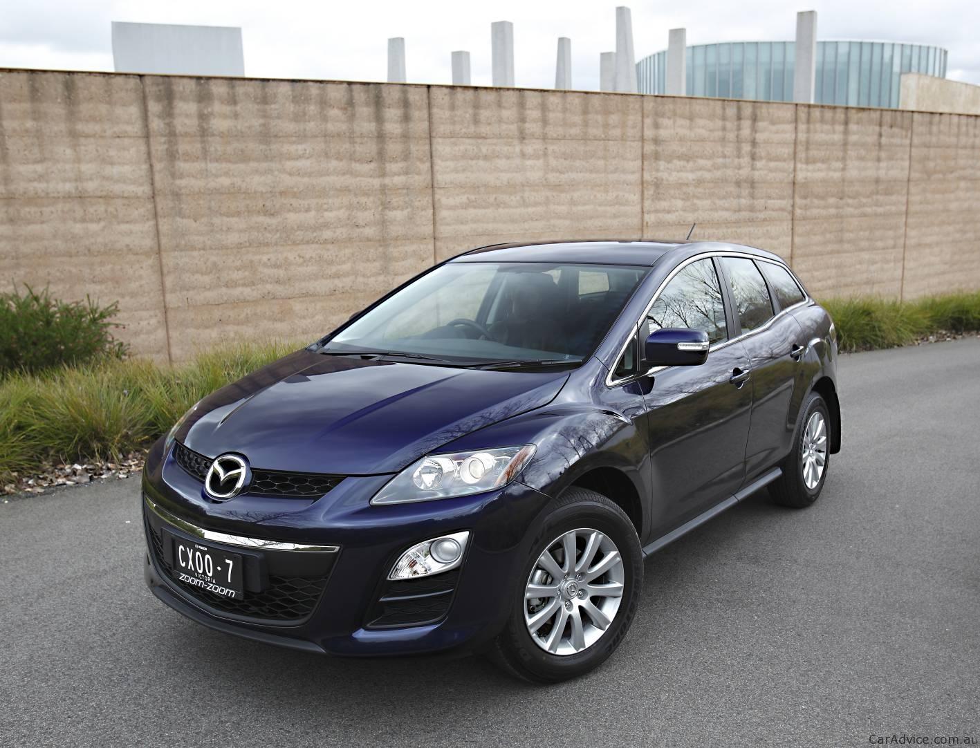 Mazda Cx 5 To Kill Off Cx 7 Caradvice
