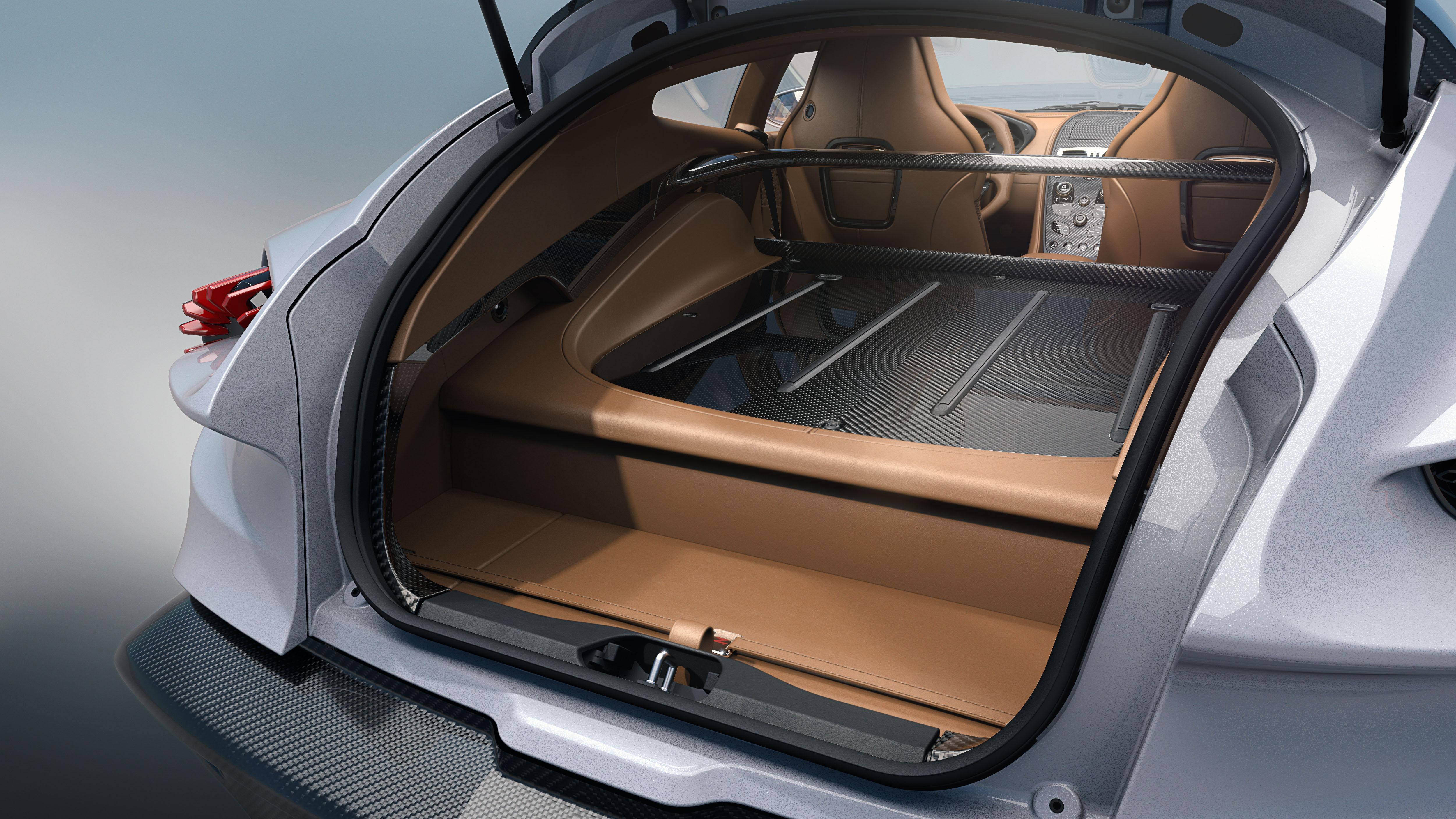 Aston Martin Vanquish Zagato Shooting Brake Interior Revealed Caradvice