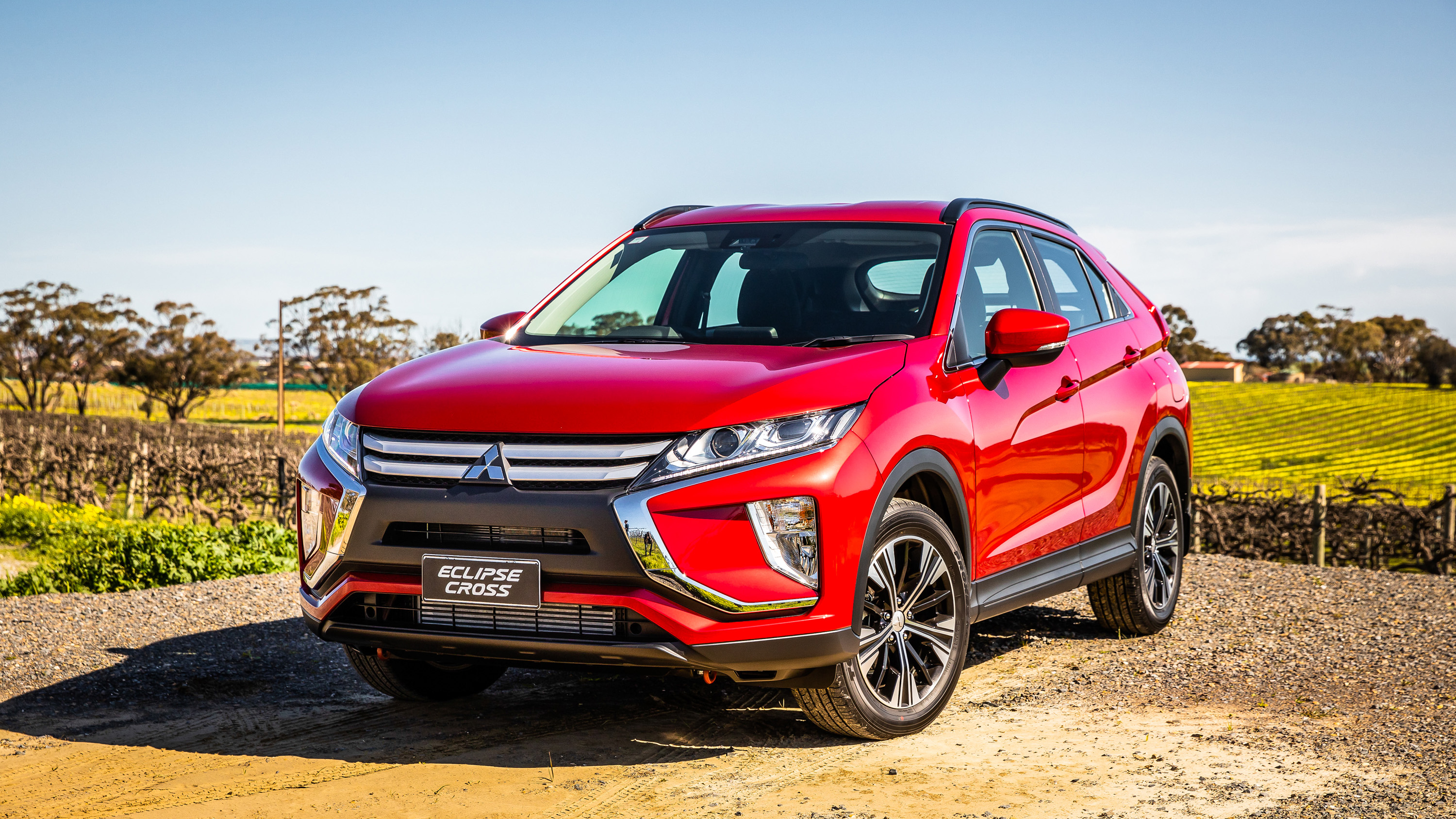 2019 Mitsubishi Eclipse Cross: Changes, Design, Specs >> 2019 Mitsubishi Eclipse Cross Es Review Quick Drive Caradvice