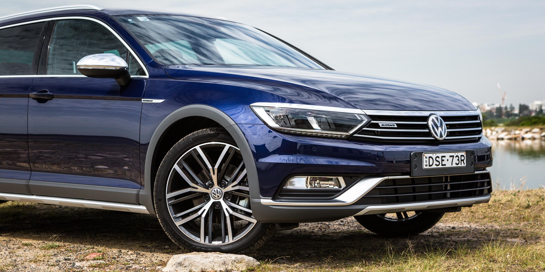 2018 Volkswagen Passat Alltrack Wolfsburg Review Caradvice
