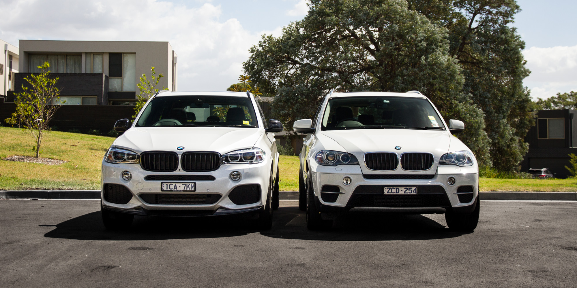 BMW X5 Old v New comparison: Second-generation E70 v third