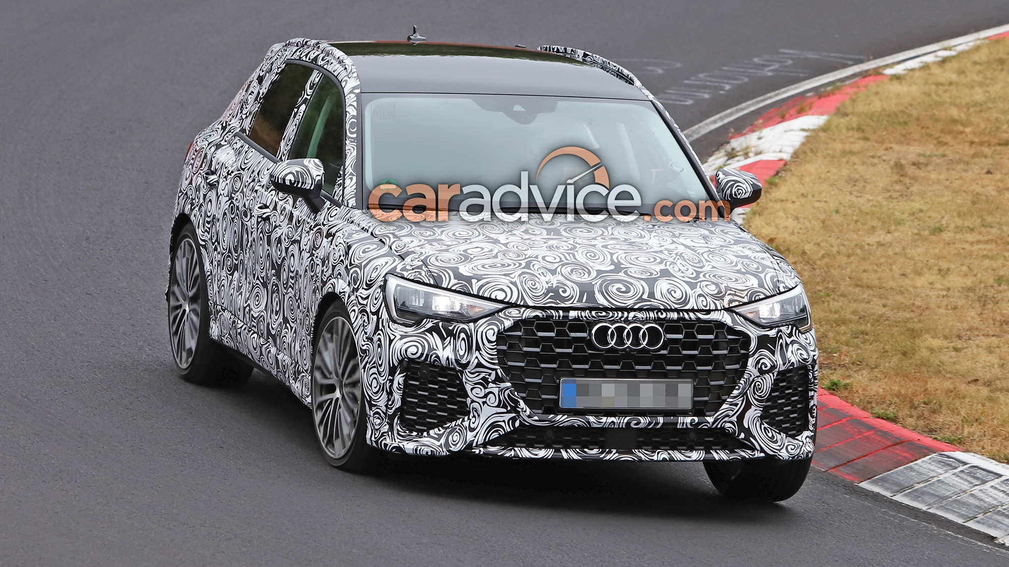 2020 Audi Q3: News, RS Q3, Specs, Release >> 2019 Audi Rs Q3 Spied Caradvice