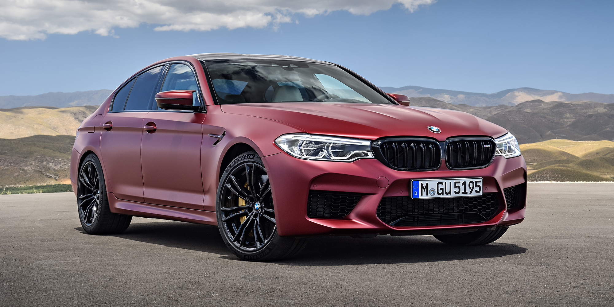 2018 Bmw M5 Pricing And Specs Caradvice