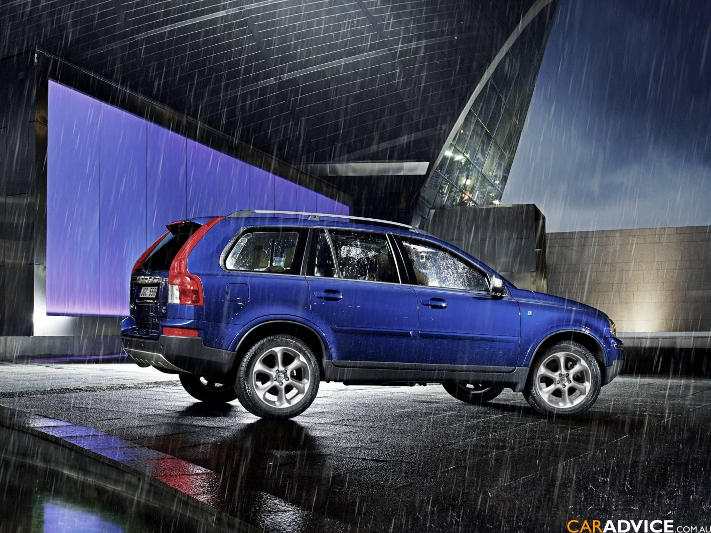 Volvo Ocean Race Xc70 And Xc90 Limited Edition Caradvice