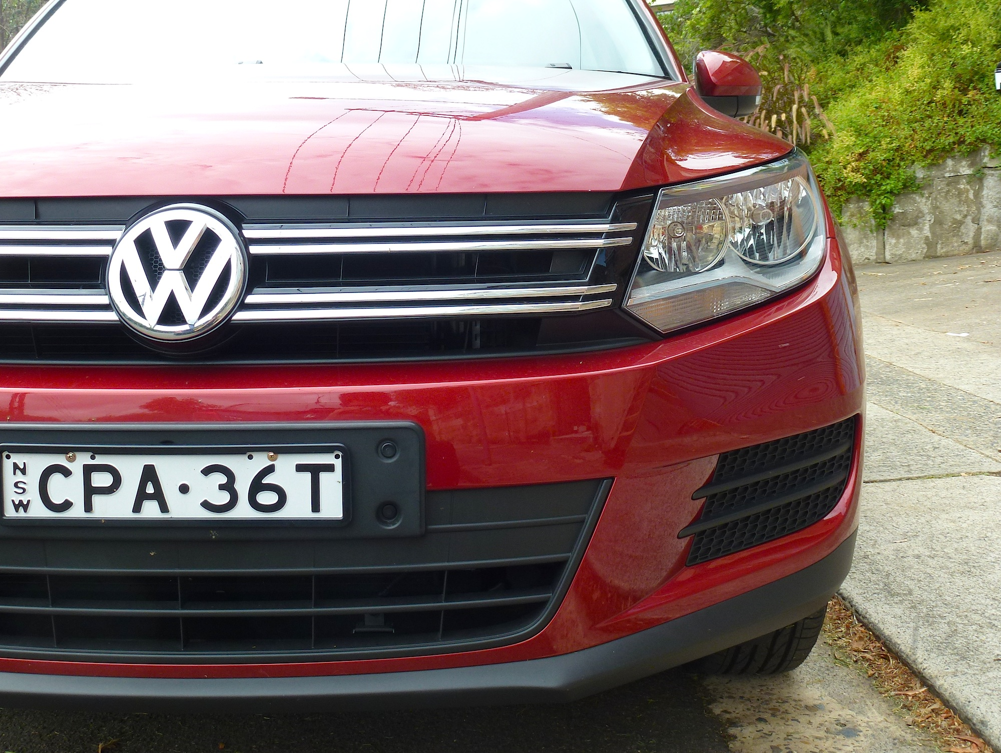 2014 Volkswagen Tiguan Review : 118TSI DSG | CarAdvice