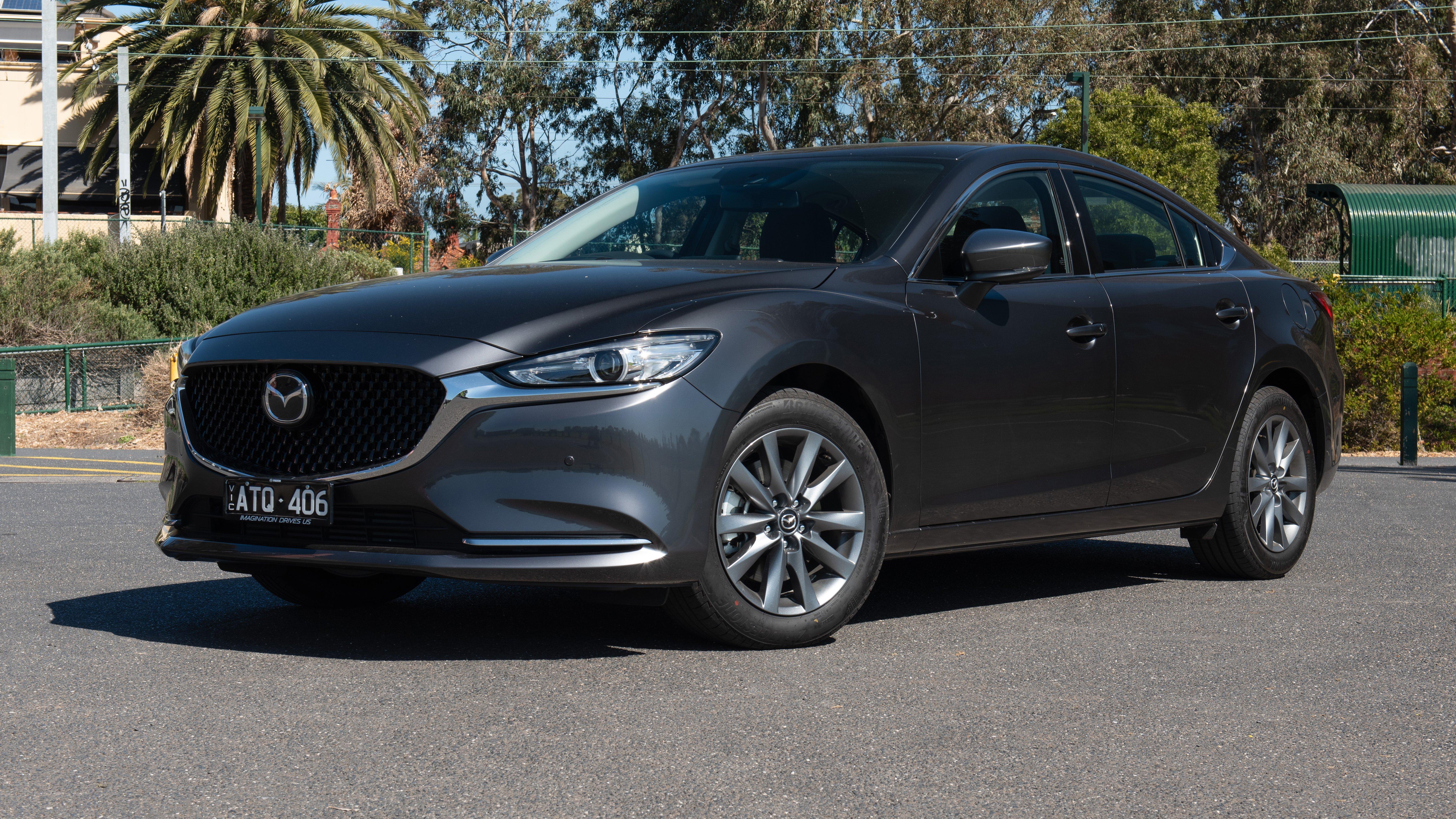 Mazda 6 Knocking Noise When Accelerating