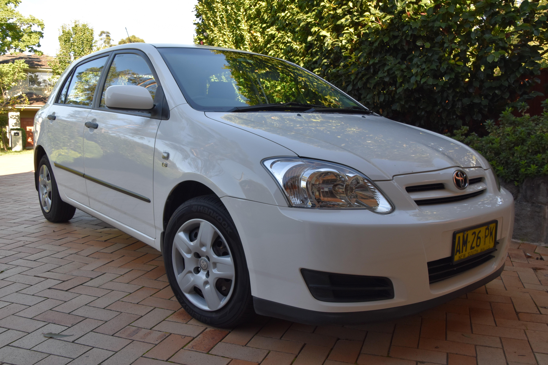 Kekurangan Toyota Corolla 2006 Tangguh