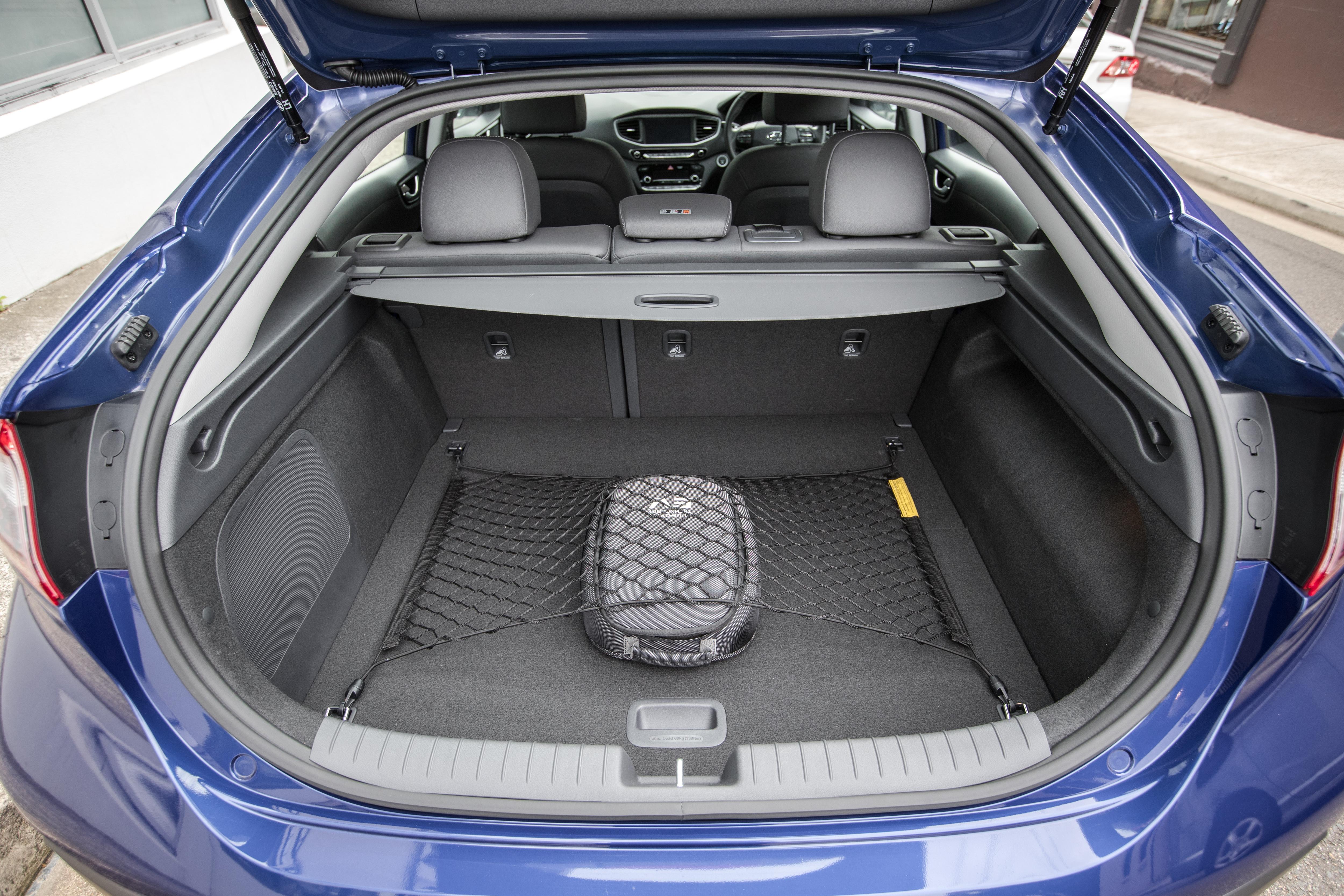 2019 Hyundai Ioniq range review | CarAdvice