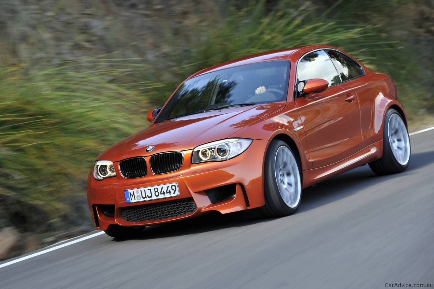 2012 Bmw 1 Series M Coupe Unveiled In Detail Caradvice