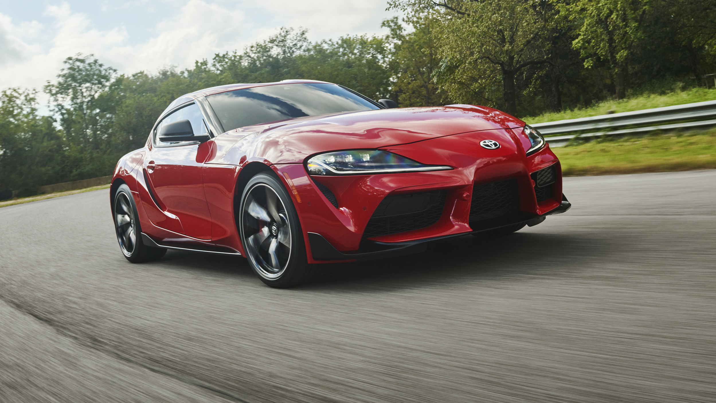 2020 Toyota Supra Unveiled Japan S Latest Hero Goes Official At
