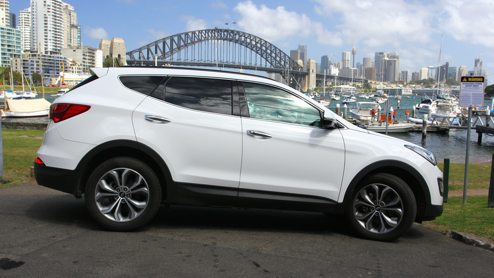 2015 Hyundai Santa Fe Review Highlander Caradvice