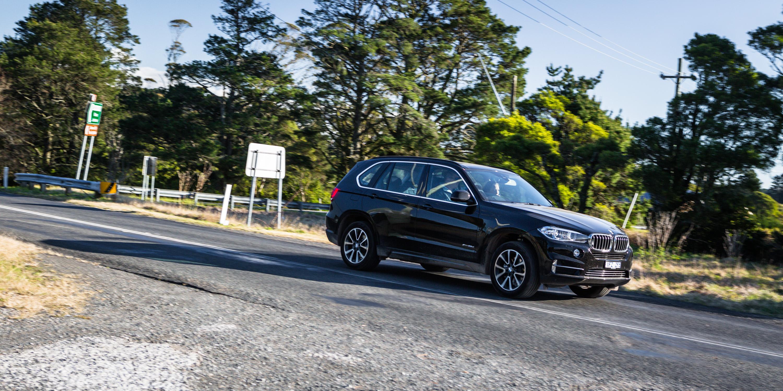 Luxury SUV Comparison: Audi Q7 v BMW X5 v Jaguar F-Pace v
