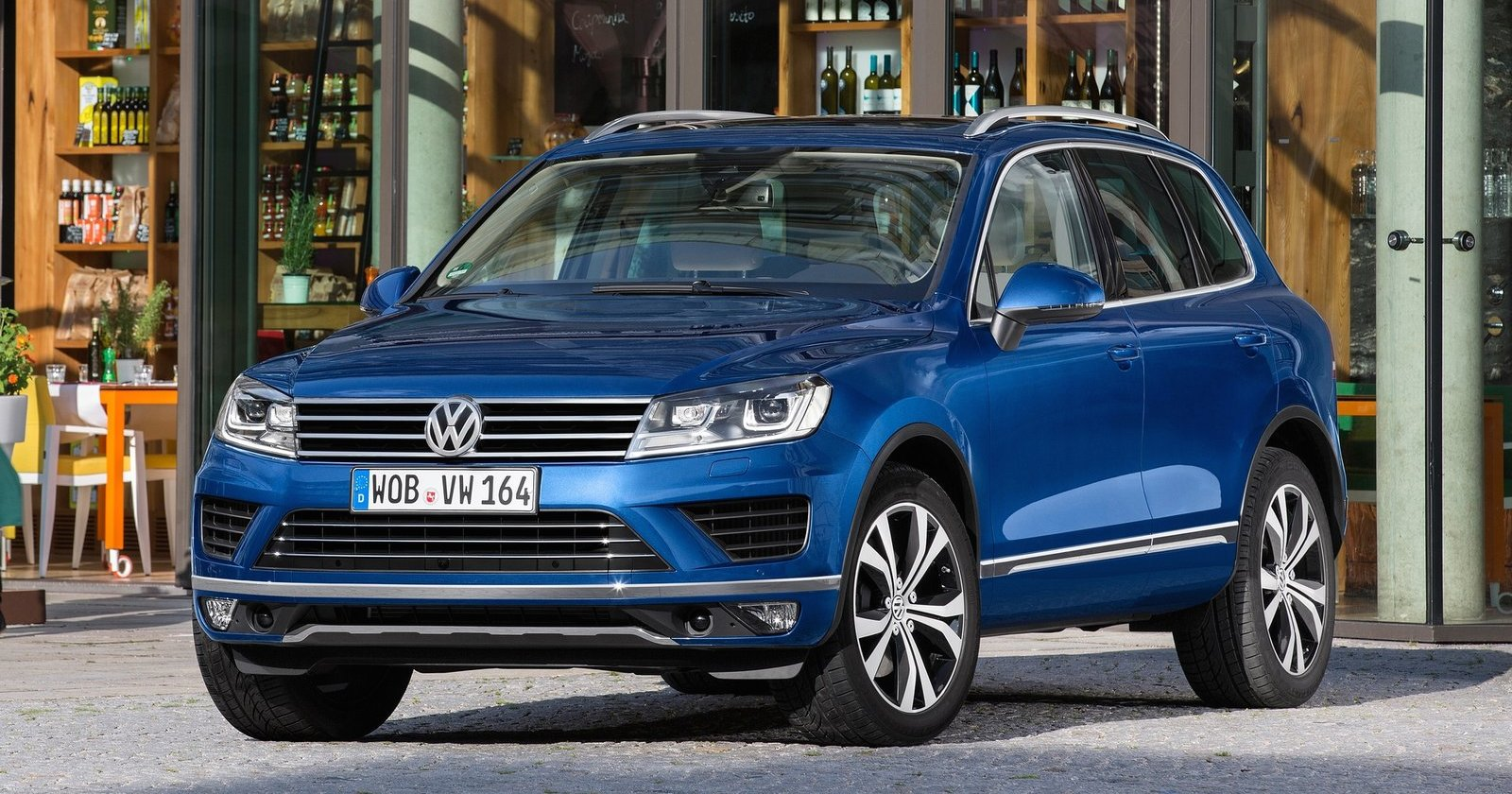 2015 Volkswagen Touareg Pricing And Specifications Caradvice