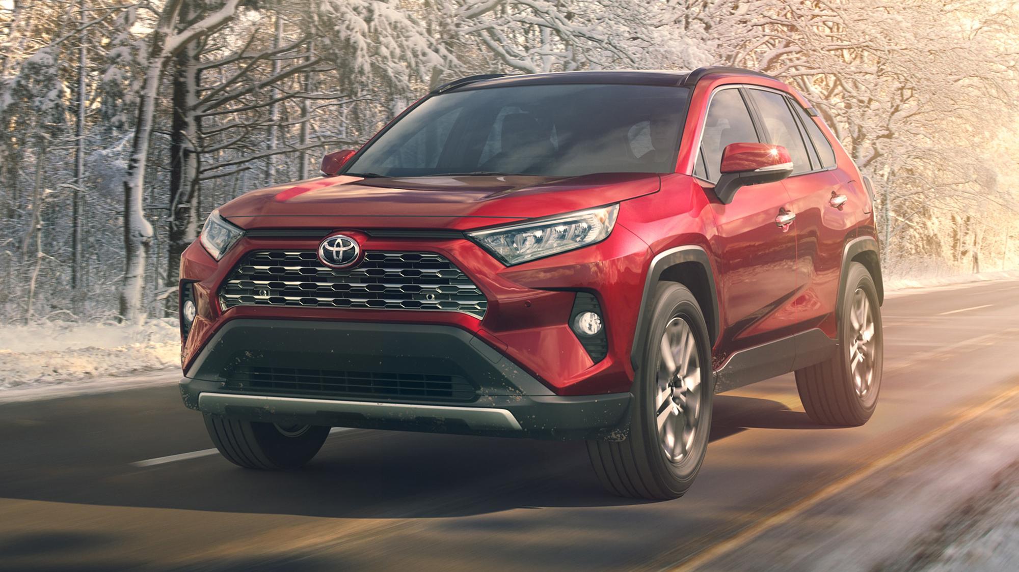 2019 Toyota Rav4 Australian Details Revealed Caradvice