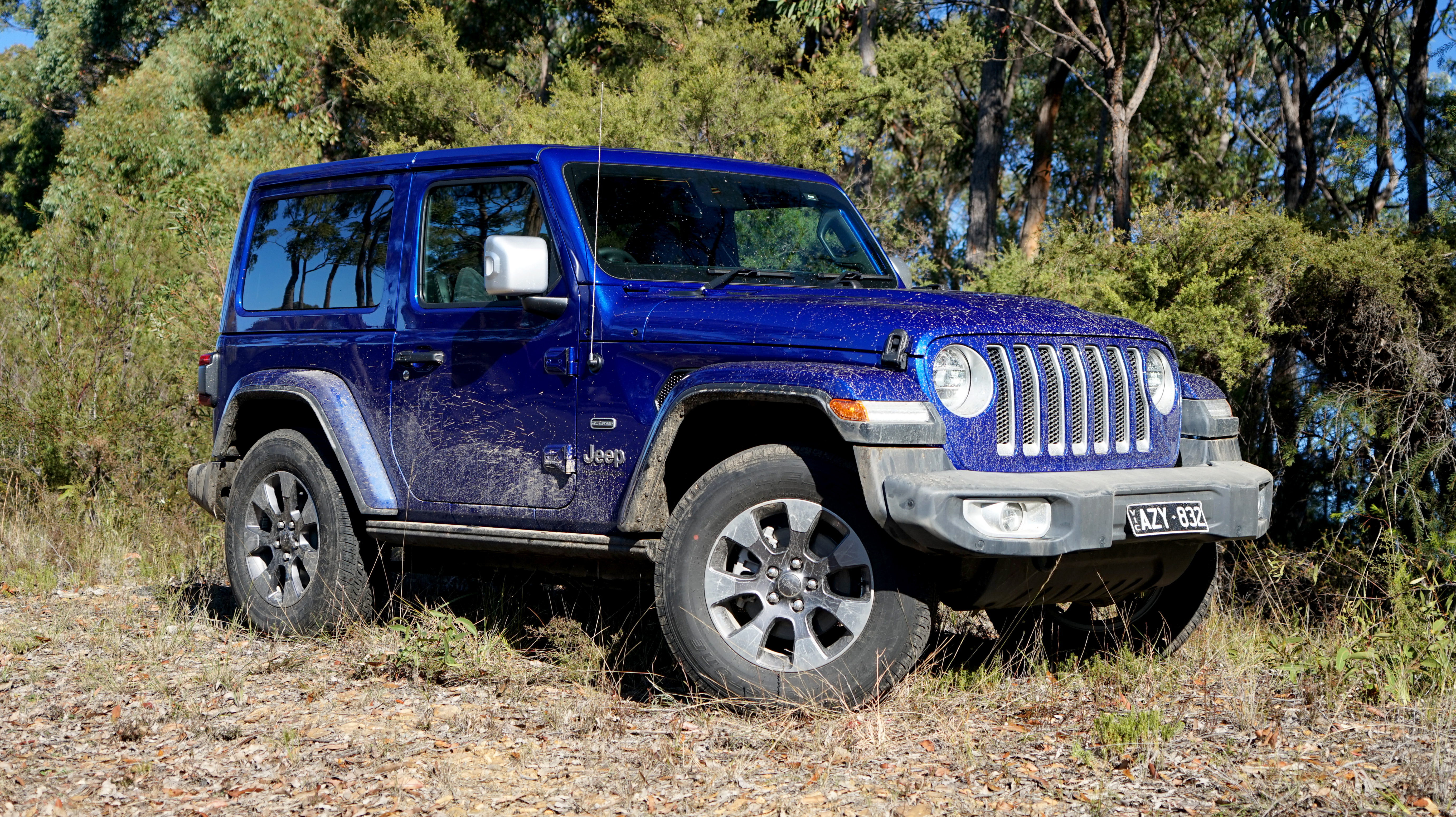 2019 Jeep Wrangler Overland review | CarAdvice