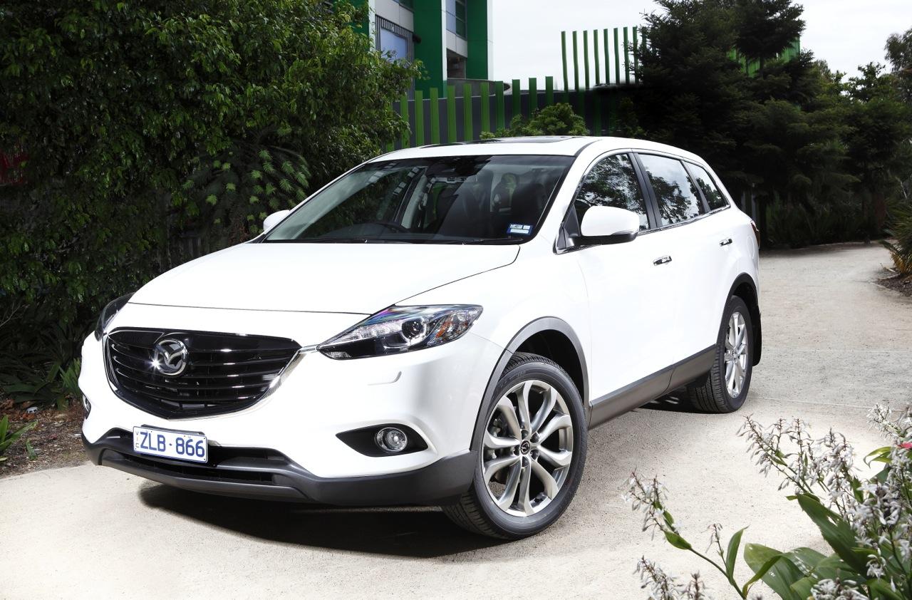 2013 Mazda CX-9 Review | CarAdvice