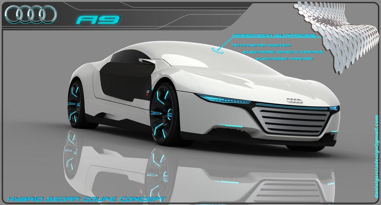 Audi A5 Concept  CarAdvice