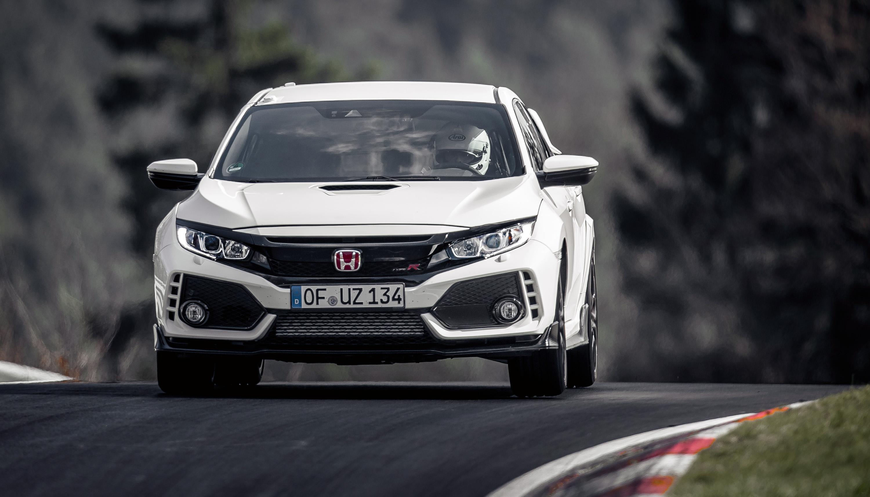 2018 Honda Civic Type R sets Nurburgring lap record   CarAdvice