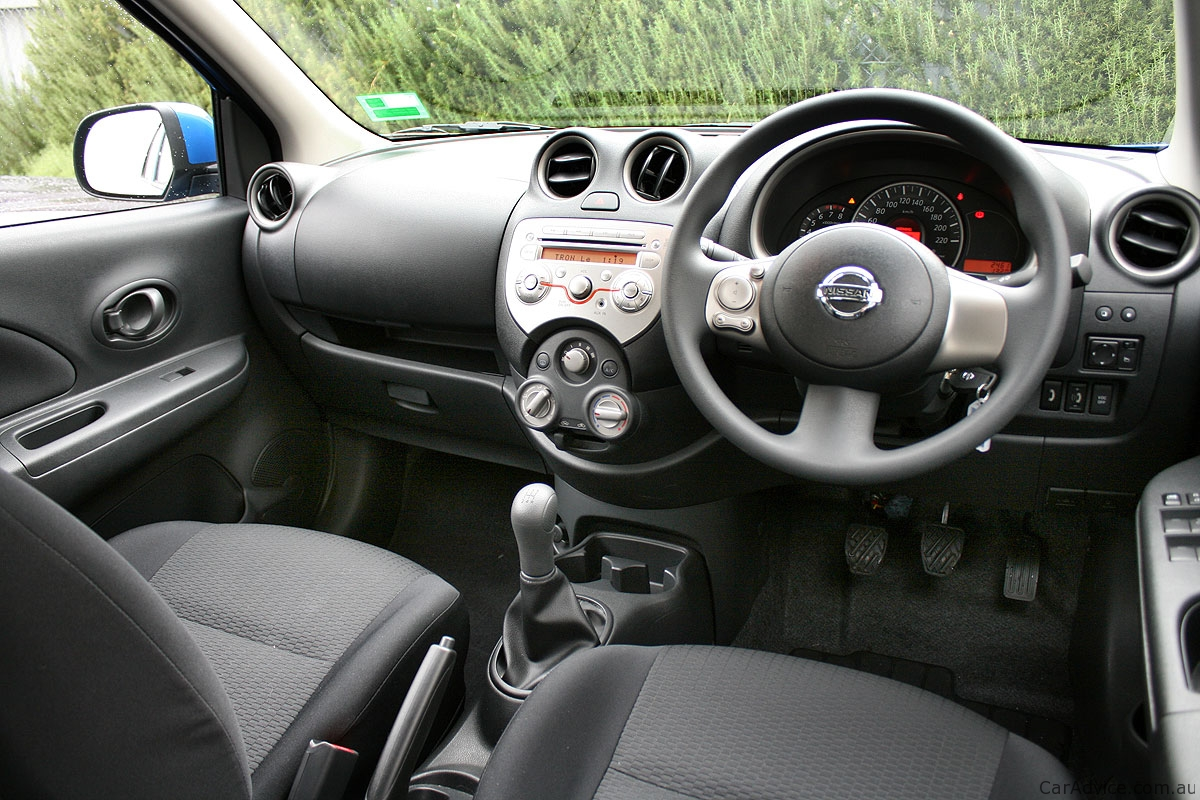 Nissan micra 2012 manual