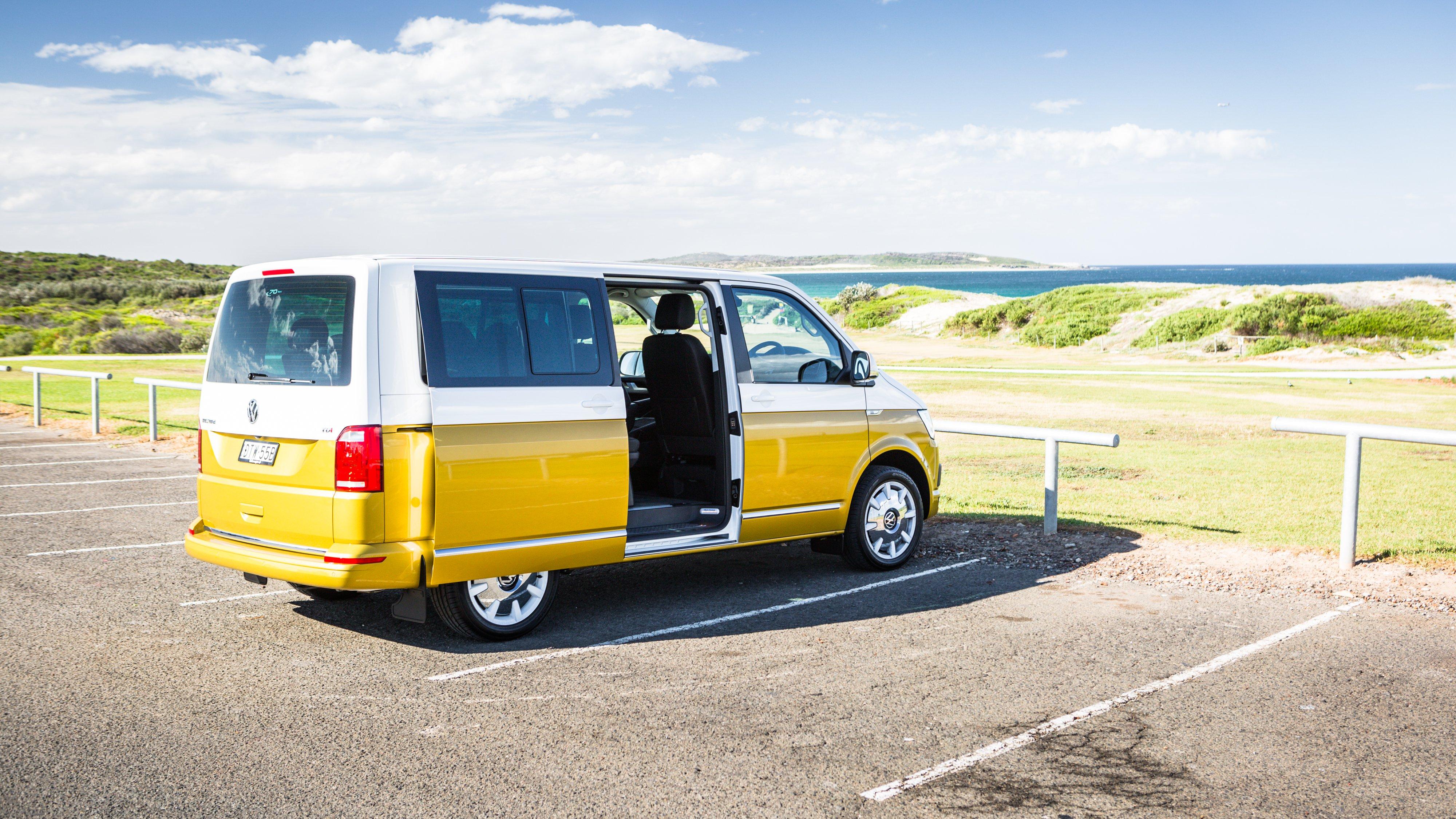 2018 Volkswagen Multivan Kombi 70 review | CarAdvice