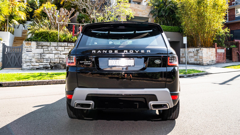 2018 Range Rover Sport SE SDV6 review   CarAdvice