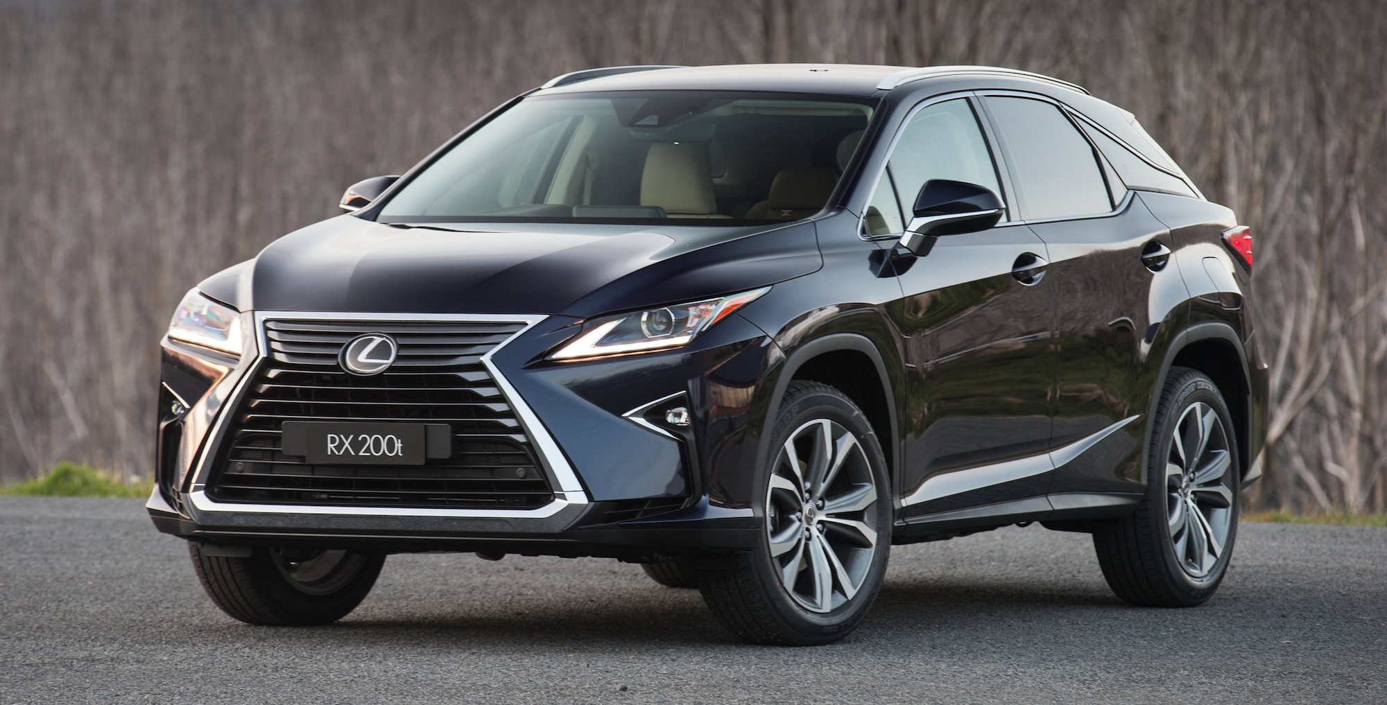 Lexus 7 Seater >> Lexus Rx Seven Seater On Local Wish List Along With Rx200t